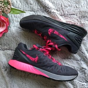 Nike Lunarglide Women's Running Sneaker Sz 10